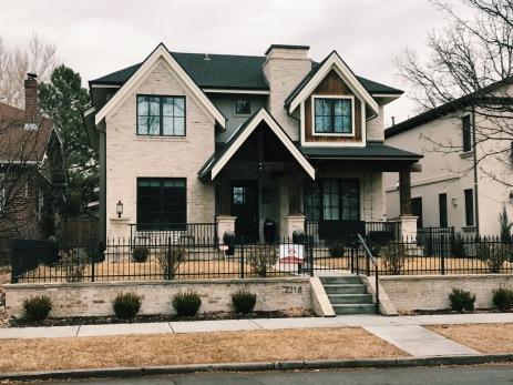 Fun architecture in the neighborhoods!